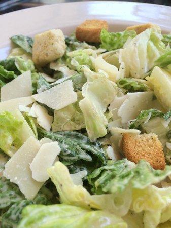 Cristino's Coal Oven Pizza: Caesar salad