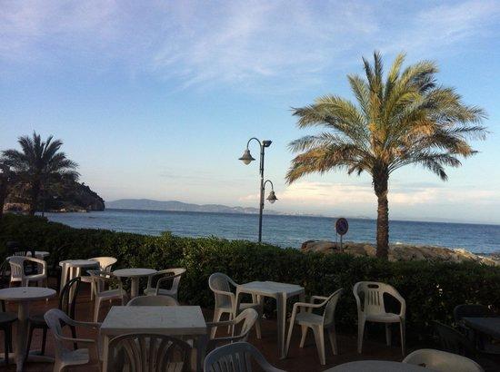 Ristorante Bellariva : La terrazza