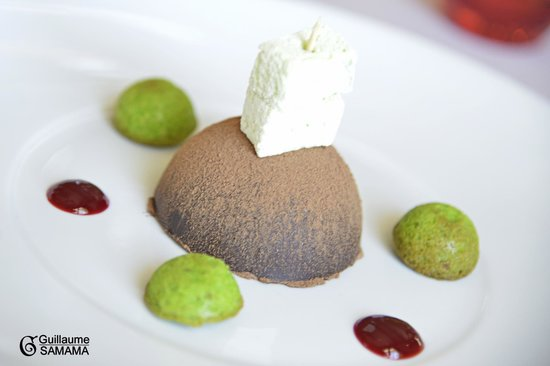 La Colombe : le trianon au chocolat
