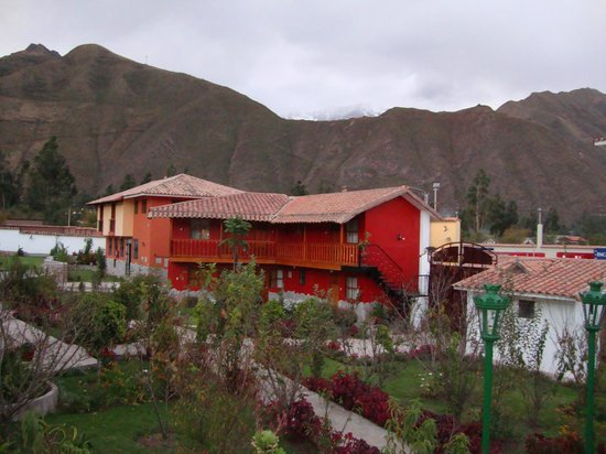 Hotel Mabey Urubamba : vista del hotel