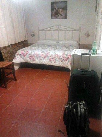 Casale Corcella : Habitación