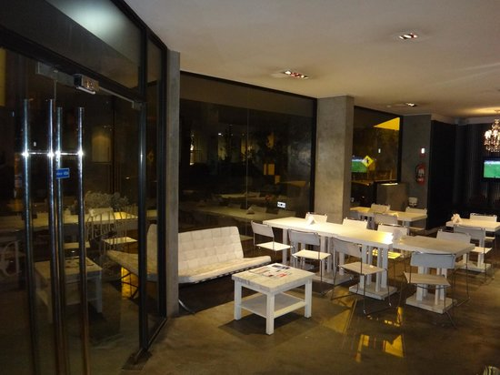 Épico Recoleta Hotel: Área comum