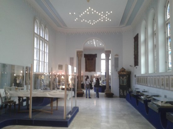 Great / Central Synagogue (Nagy Zsinagoga): Museum