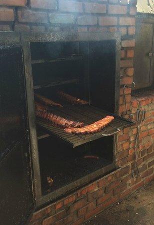 Woodyard Bar-B-Que: The Smoker at Woodyard BBQ