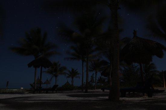 Hotel Villas Delfines: noche