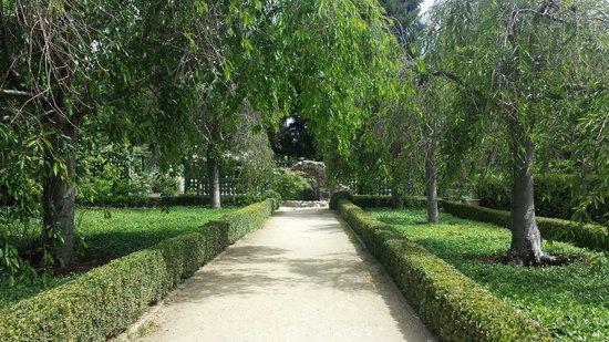 Elizabeth F. Gamble Garden: Gamble gardens