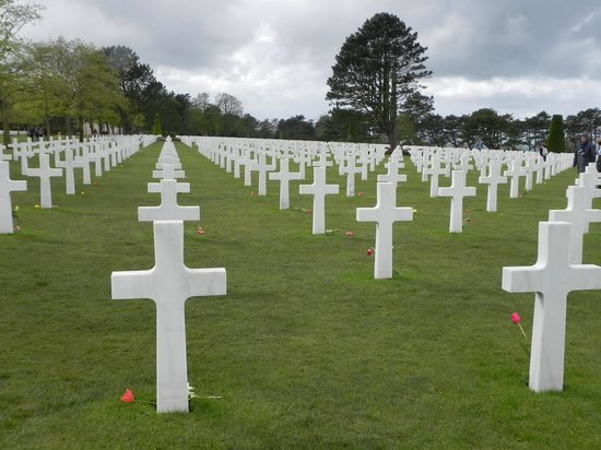 Normandy Battle Tours: American Cemetery