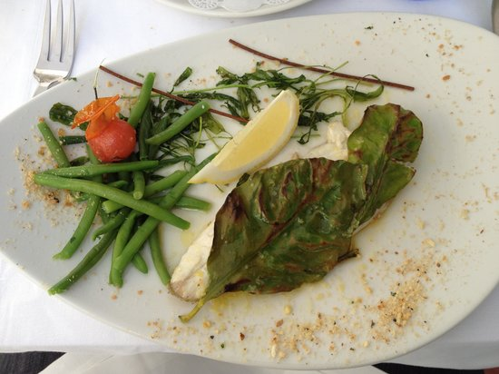 Ristorante D'Amore : Seabass