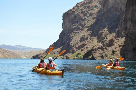Evolution Expeditions: Kayak on the Colorado River