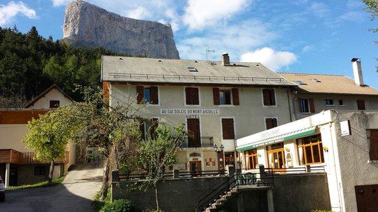 Au Gai Soleil du Mont Aiguille: Hôtel