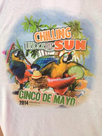 La Corona Mexican Grill: cinco de mayo 2014! join us for food, beer, and fun! giving away t shirts, key chains and much m