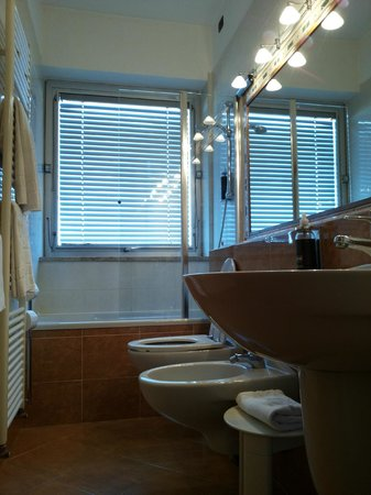 Best Western Hotel St. George: Bagno