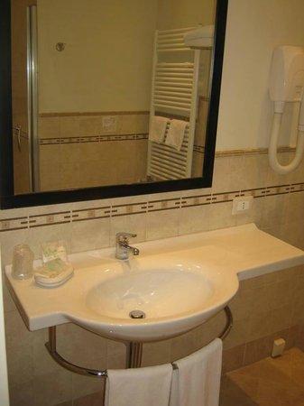 Hotel Capovilla: Bagno