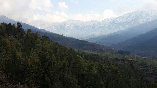 Murree, Pakistan: Pakistan Dir toorming seer