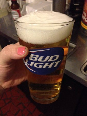 La Corona Mexican Grill: CINCO DE MAYO SPECIAL- $3 16 oz draft beer and keep the Bud Light glass!