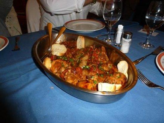 Poggio Aragosta Hotel & Spa : coniglio all'ischitana egregiamente cucinato