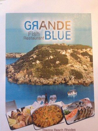 Grande Blue