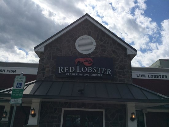 Red Lobster : Front