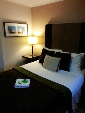 Sunningdale Park: bedroom