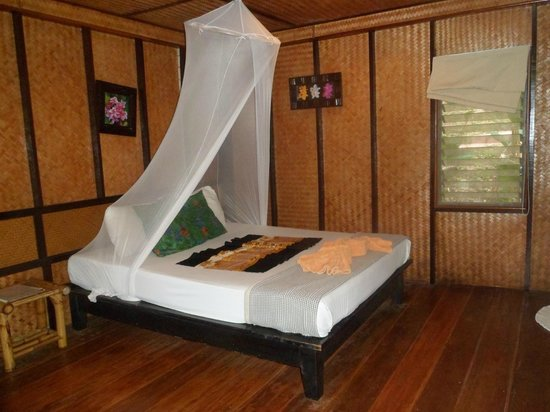 Railay Garden View Resort: Chambre