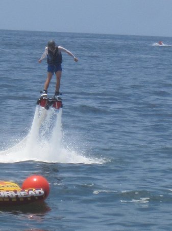 Flyboard PV: Fly time!!