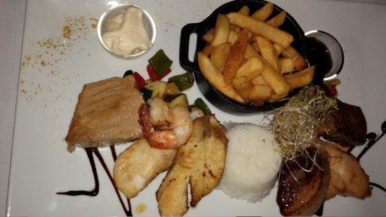 Restaurant le Soleil: cassoulet