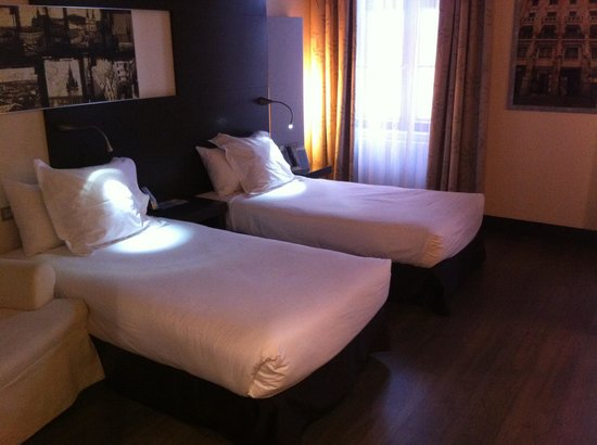 Barceló Brno Palace : My room