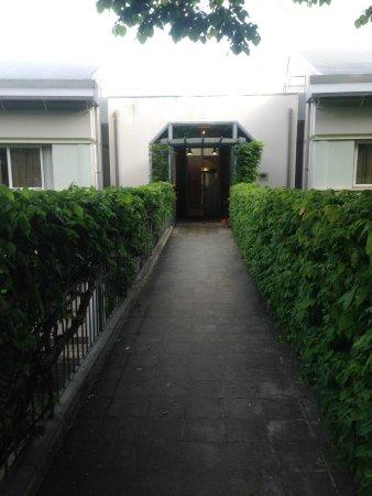 Hotel Garden: prospetto depandance Casa Bianca