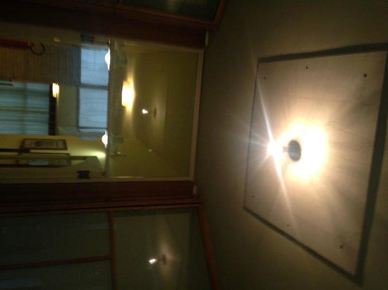 Hotel Garden: Ingresso depandance