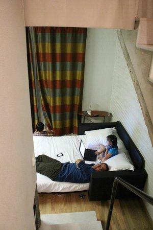 Hotel Balmes : family room