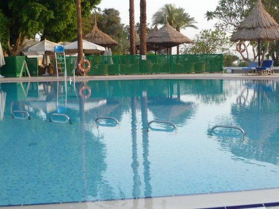 Jolie Ville Hotel & Spa - Kings Island, Luxor : Adults pool