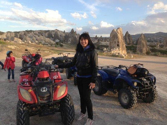 Cappadocia Hitchhiker: Scenic stop