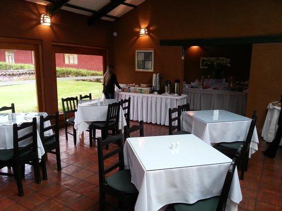 San Agustin Monasterio de la Recoleta Hotel : c