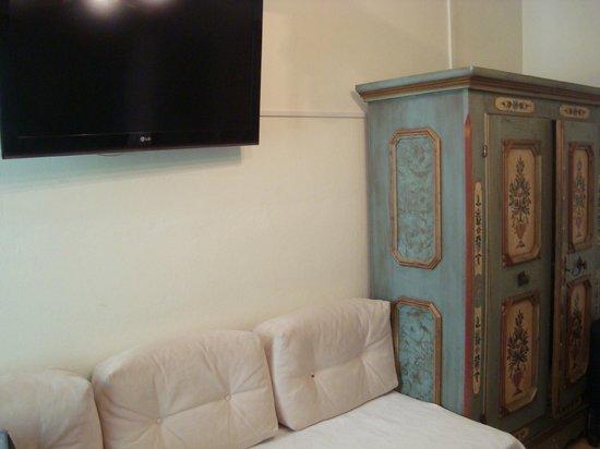 Pension Adlerhof: apartamento