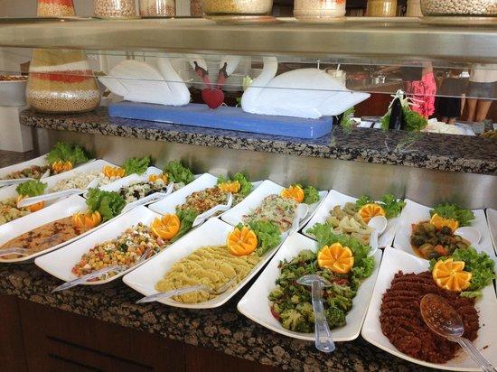 SENTIDO Zeynep Resort: Entrées