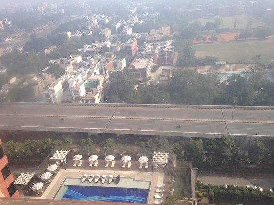 The Lalit New Delhi: City & pool view