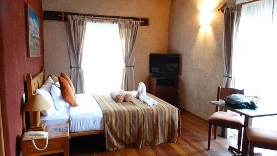 San Agustin Monasterio de la Recoleta Hotel: h