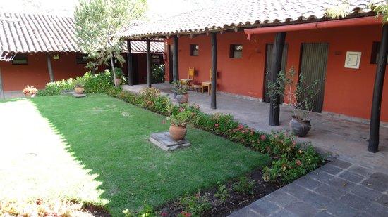 San Agustin Monasterio de la Recoleta Hotel: r