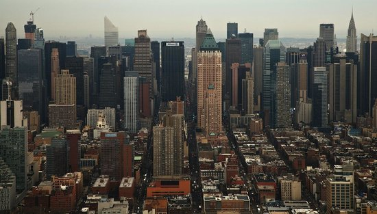 Helicopter Flight Services - Helicopter Tours: Manhattan skyline