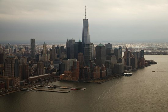 Helicopter Flight Services - Helicopter Tours: Downtown