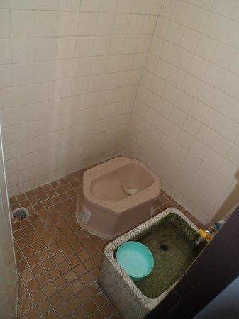T.T. Guesthouse: Toilette/Douche