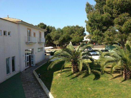 Pierre & Vacances Apartamentos Mallorca Vista Alegre: View from apartment 225 Vista alegre