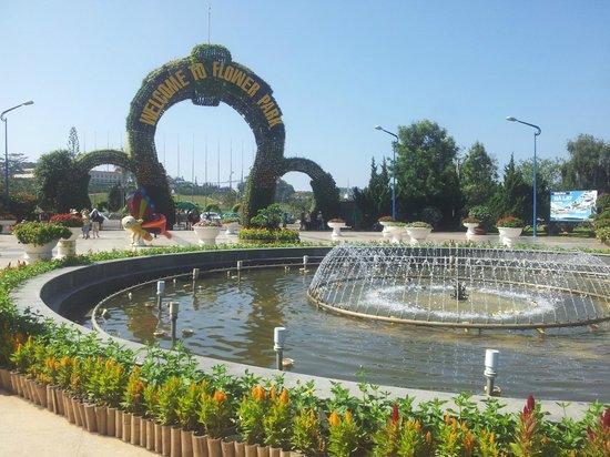 My Dream Hotel: цветочные сады Далата