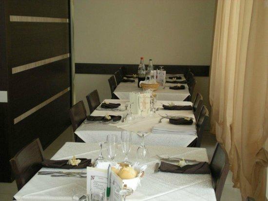 Hotel Ombretta Mare: Sala Ristorante