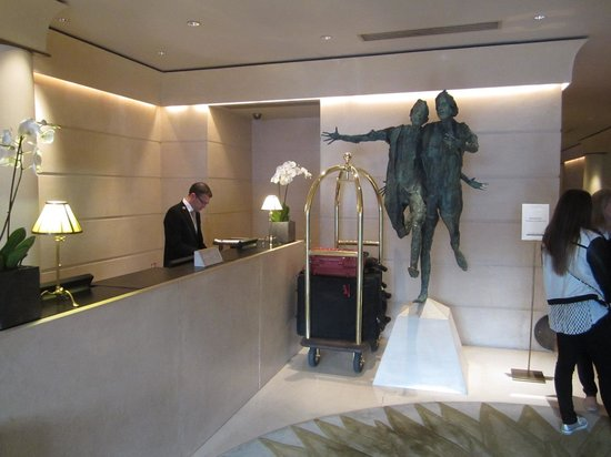 Park Hyatt Paris - Vendome: entry