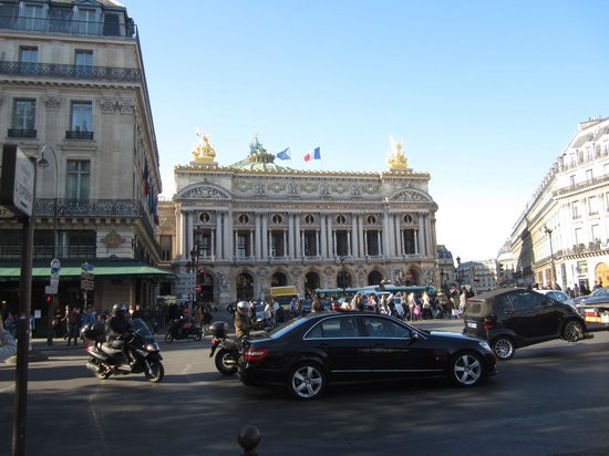 Park Hyatt Paris - Vendome: convenient metro stop