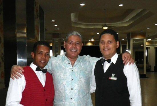 Hotel Riu Naiboa: Excellent service pin .... Ricardo Gavilan
