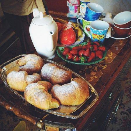 Atmosfere del Centro Storico : Breakfast))