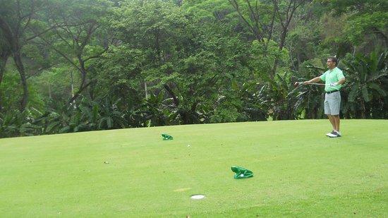 Los Suenos Marriott Ocean & Golf Resort: WOW - golf course.