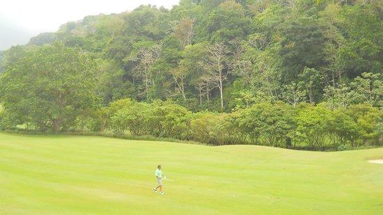 Los Suenos Marriott Ocean & Golf Resort: WOW - golf course